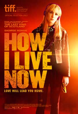 How I Live Now - 27 x 40 Movie Poster - Canadian Style A