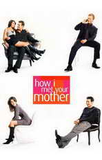 How I Met Your Mother - 11 x 17 TV Poster - Style A