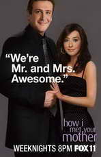 How I Met Your Mother - 11 x 17 TV Poster - Style E