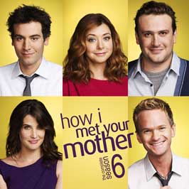 How I Met Your Mother - 30 x 30 TV Poster - Style A