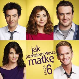 How I Met Your Mother - 30 x 30 TV Poster - Polish Style A