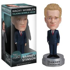 How I Met Your Mother - Barney Stinson Talking Bobble Head