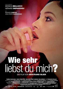 How Much Do You Love Me? - 11 x 17 Movie Poster - German Style A