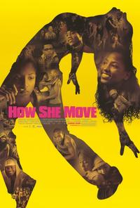 How She Move - 22 x 28 Movie Poster - Half Sheet Style A