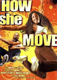 How She Move - 27 x 40 Movie Poster - Style B