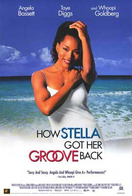 How Stella Got Her Groove Back - 27 x 40 Movie Poster - Style B