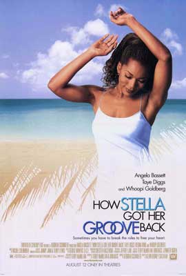 How Stella Got Her Groove Back - 27 x 40 Movie Poster - Style A