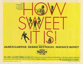 How Sweet It Is! - 11 x 14 Movie Poster - Style A