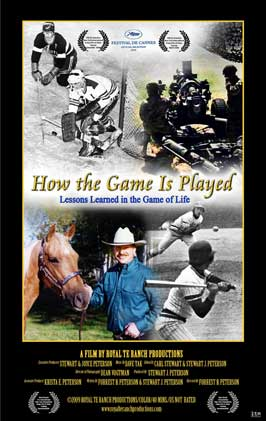 How the Game Is Played: Lessons Learned in the Game of Life - 43 x 62 Movie Poster - Bus Shelter Style A
