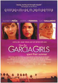 How the Garcia Girls Spent Their Summer - 11 x 17 Movie Poster - Style A