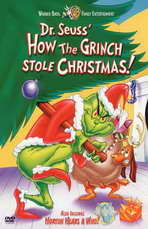 How the Grinch Stole Christmas - 11 x 17 Movie Poster - Style D