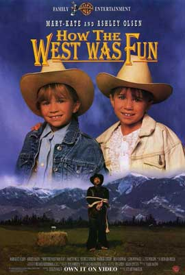 How the West Was Fun - 11 x 17 Movie Poster - Style A