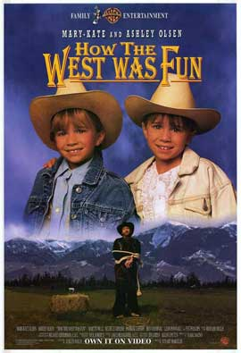 How the West Was Fun - 27 x 40 Movie Poster - Style A