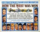 How the West Was Won - 22 x 28 Movie Poster - Half Sheet Style B