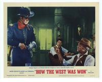 How the West Was Won - 11 x 14 Movie Poster - Style C