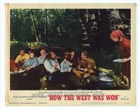 How the West Was Won - 11 x 14 Movie Poster - Style E