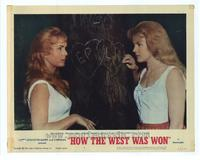 How the West Was Won - 11 x 14 Movie Poster - Style G