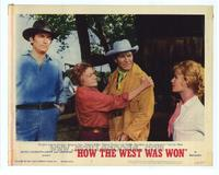 How the West Was Won - 11 x 14 Movie Poster - Style H