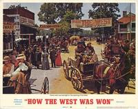 How the West Was Won - 11 x 14 Movie Poster - Style B
