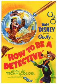 How to Be a Detective - 27 x 40 Movie Poster - Style A