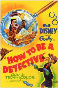 How to Be a Detective - 43 x 62 Movie Poster - Bus Shelter Style A