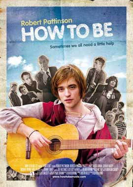 How to Be - 11 x 17 Movie Poster - Style D