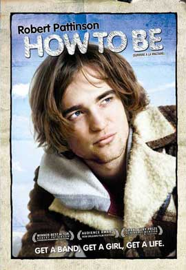 How to Be - 11 x 17 Movie Poster - Canadian Style B