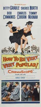 How To Be Very, Very Popular - 14 x 36 Movie Poster - Insert Style A