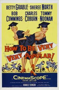 How To Be Very, Very Popular - 11 x 17 Movie Poster - Style A