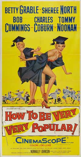 How To Be Very, Very Popular - 20 x 40 Movie Poster - Style A