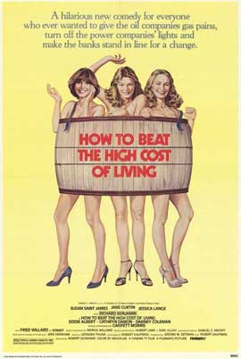How to Beat the High Cost of Living - 11 x 17 Movie Poster - Style A