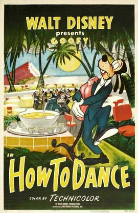 How to Dance - 11 x 17 Movie Poster - Style A