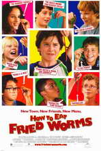 How to Eat Fried Worms - 11 x 17 Movie Poster - Style A