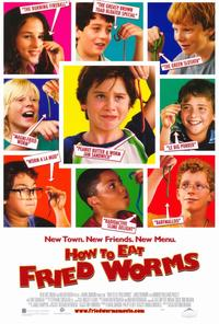 How to Eat Fried Worms - 27 x 40 Movie Poster - Style A
