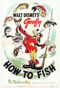 How to Fish - 27 x 40 Movie Poster - Style A