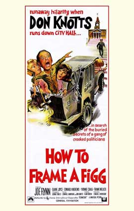How to Frame a Figg - 11 x 17 Movie Poster - Style A