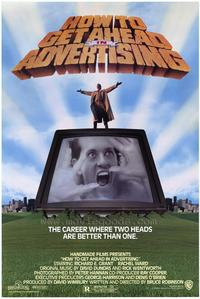 How to Get Ahead in Advertising - 27 x 40 Movie Poster - Style A
