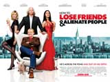 How to Lose Friends and Alienate People - 30 x 40 Movie Poster UK - Style A