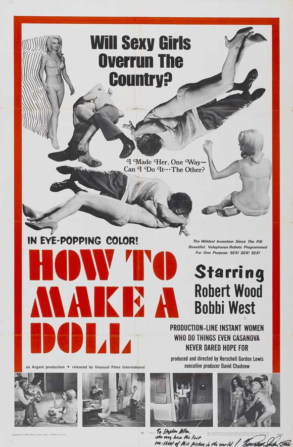 how to make a doll movie posters from movie poster shop