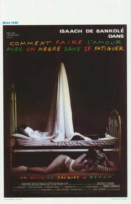 How to Make Love to a Negro Without Getting Tired - 11 x 17 Movie Poster - Belgian Style A