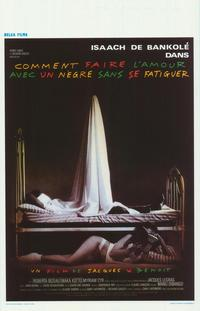 How to Make Love to a Negro Without Getting Tired - 27 x 40 Movie Poster - Belgian Style A