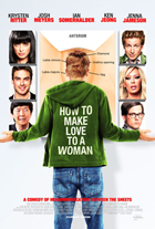 How to Make Love to A Woman - 11 x 17 Movie Poster - Style A