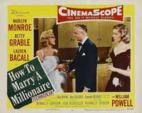 How to Marry a Millionaire - 11 x 14 Movie Poster - Style A