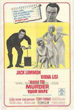 How to Murder Your Wife - 27 x 40 Movie Poster - Style A