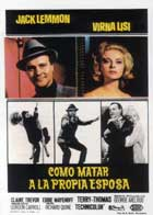 How to Murder Your Wife - 11 x 17 Movie Poster - Spanish Style A