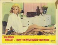 How to Murder Your Wife - 11 x 14 Movie Poster - Style A