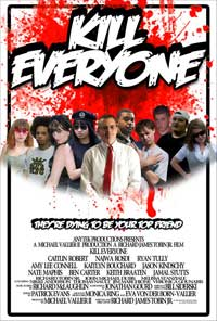 How to Not Kill Everyone - 11 x 17 Movie Poster - Style A