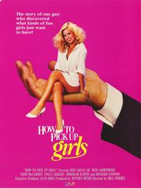 How to Pick Up Girls! - 11 x 17 Movie Poster - Style A