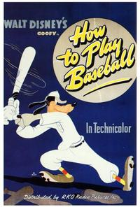 How to Play Baseball - 27 x 40 Movie Poster - Style A