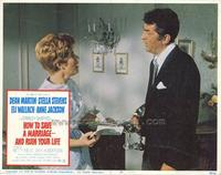 How to Save a Marriage and Ruin Your Life - 11 x 14 Movie Poster - Style E